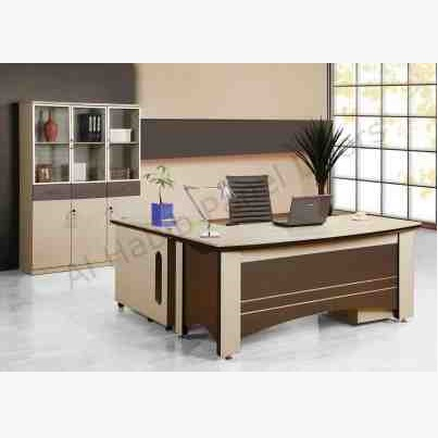 Office table hpd371 office furniture al habib panel doors - New contemporary home office furniture style ...