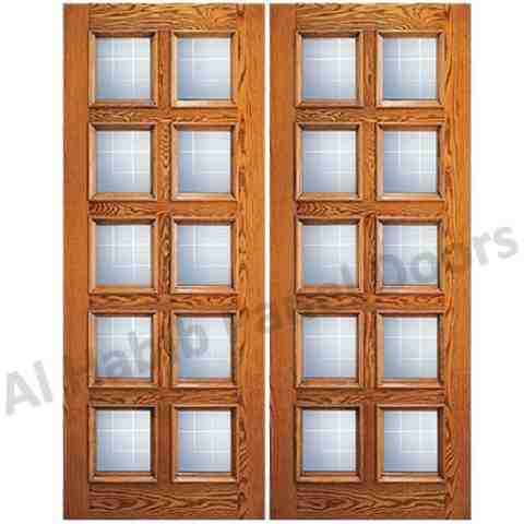 This is 4 Door Leafs 2 Fixed 2 Moving. Code is HPD422. Product of · u003e  sc 1 st  Al Habib Panel Doors : moving door - pezcame.com