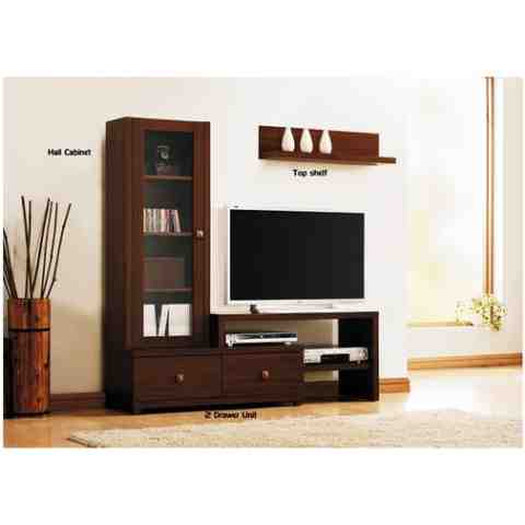 This Is LCD TV Cabinet Design. Code Is HPD272. Product Of Furniture   LCD ·  U003e