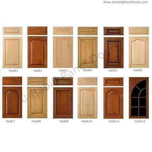 Ash Wood Kitchen Cabinets Hpd350 Kitchen Cabinets Al Habib Panel Doors