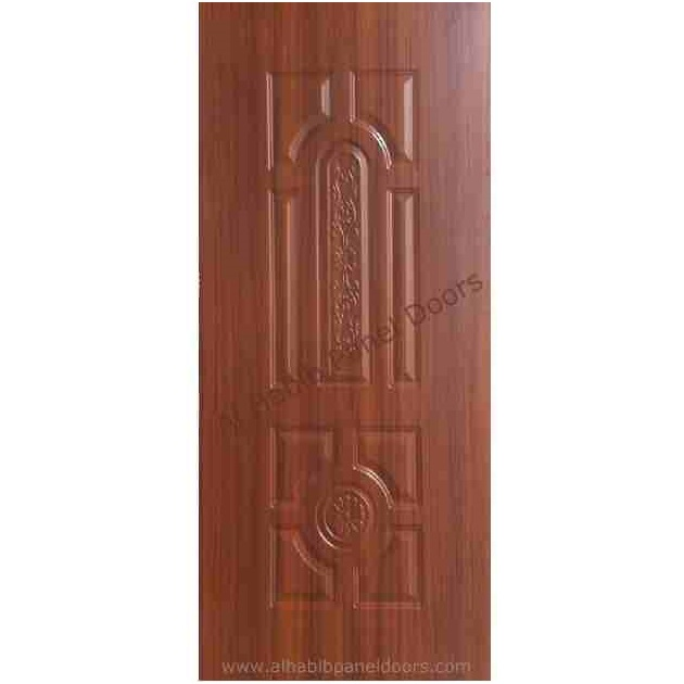 This is Malaysian Skin Grooves Design Door. Code is HPD547. Product of Doors - New Malaysian Masonite Stripes skin door or groove door. Available on order in all sizes. Al Habib