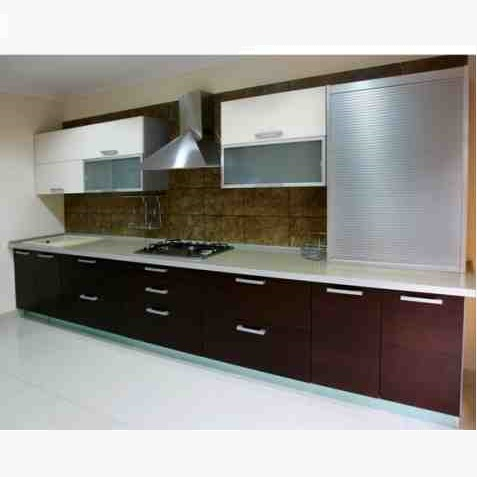 modern kitchen cabinets design hpd405 - kitchen design - al habib