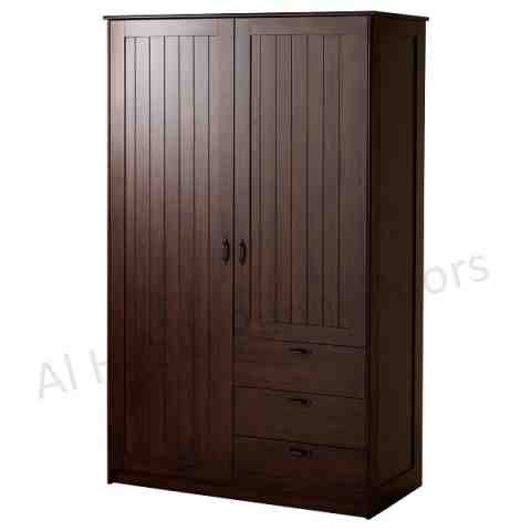 This is Free Standing Wardrobes. Code is HPD315. Product of Wardrobes - Free Standing wardrobes Furniture in Lahore, Pakistan, Free Standing wardrobes are available in different designs, 2 doors wardrobes, 3 doors wardrobes -  Al Habib