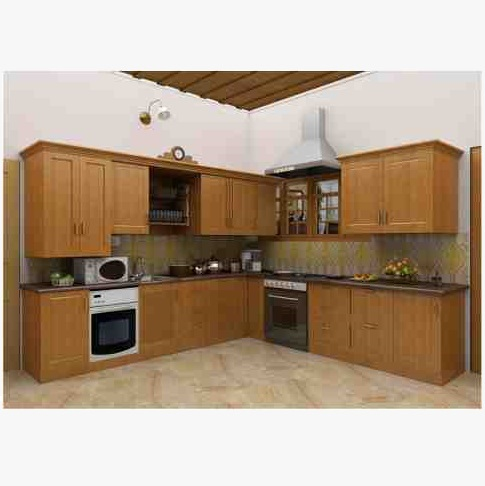 Modern kitchen cabinets design hpd405 kitchen design for Simple kitchen cabinet designs
