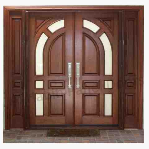This is Solid Main Double Door. Code is HPD336. Product of Doors - Solid Wooden Main Doors in Pakistan, Spain, England, Main Doors, Double Door, Dayyar Wooden Main Doors, Ash Wood Main Doors, 6 Panel Double Door -  Al Habib