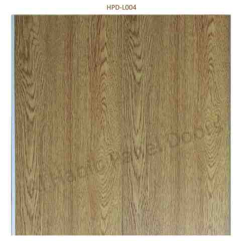 Straight Oak Textured PVC Wall Panels