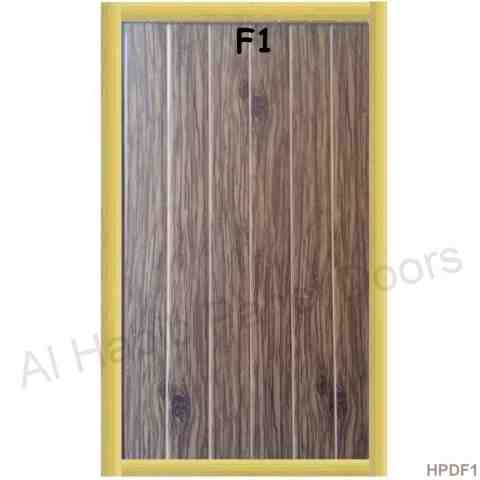 This is PVC Laminated Sky Blue Color F15. Code is HPDF15. Product of Doors - PVC Plastic door PVC door with PVC frame. Available in All sizes. Reasonable price and quality product for more feel free to contact on given numbers Al Habib