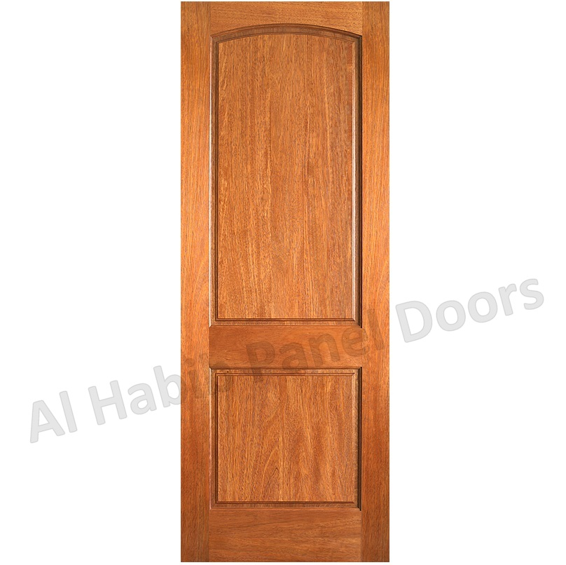 2 Panel Solid Wood Door Hpd100 Solid Wood Doors Al