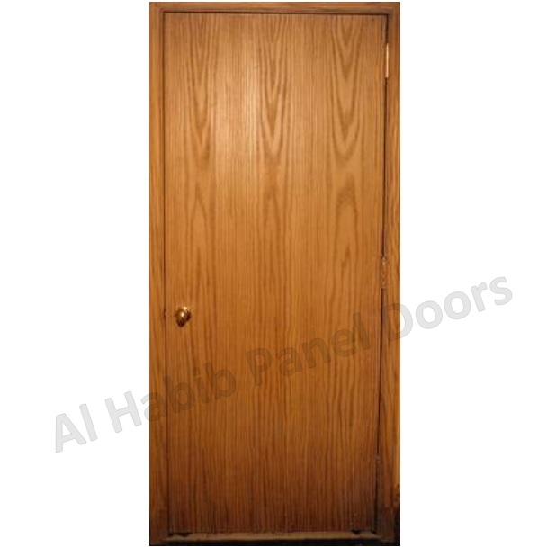 Flush door commercial doors al habib panel doors for Solid flush door