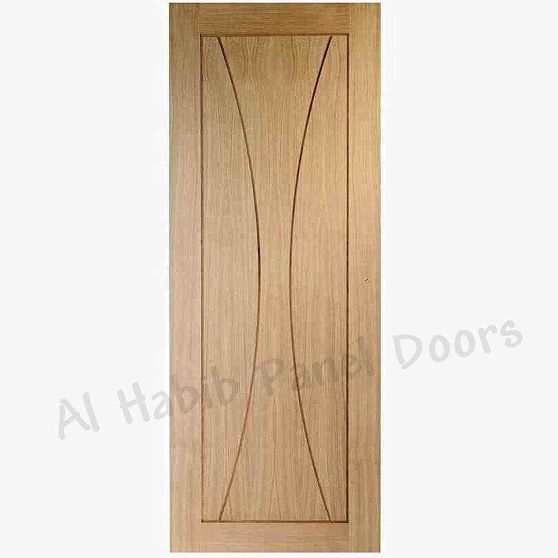 Ash Ply Pasting Door Single D Router Desugn