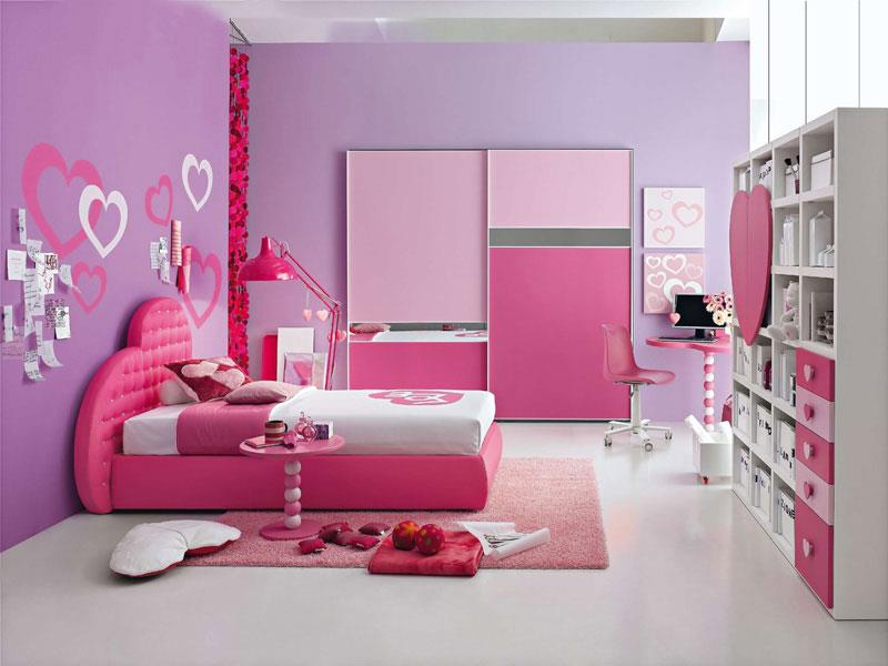 Barbie Room Hpd206 Kids Furniture Al Habib Panel Doors
