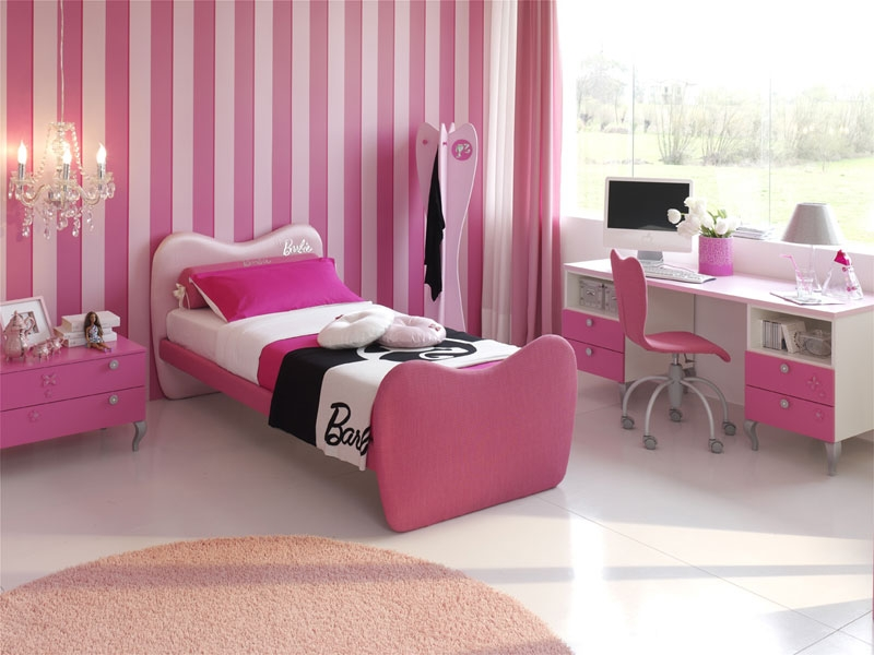 Barbie Room Hpd209 Kids Furniture Al Habib Panel Doors
