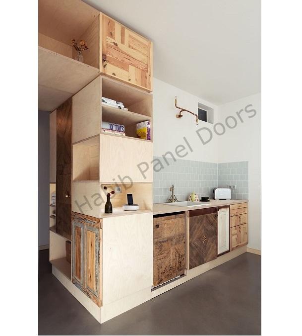 Wall Storage Shelves Hpd452 Bedroom Storage Cabinets Al Habib Panel Doors