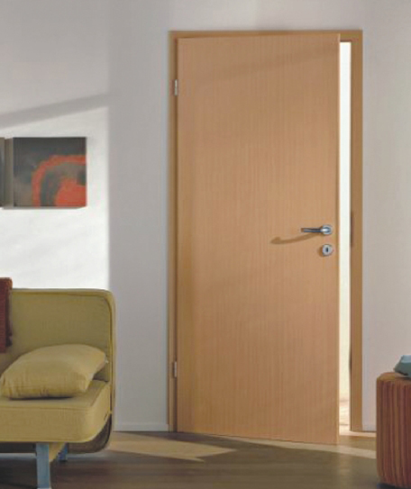 Commercial ply flush door with glass hpd535 commercial for Flush doors designs