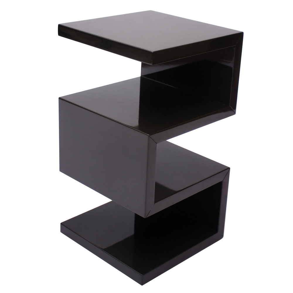 Contemporary side table hpd255 side table al habib for Contemporary table