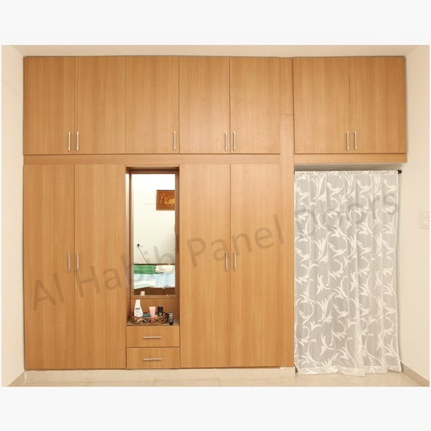 Custom made fitted bedroom wardrobe hpd527 fitted for Cupboard designs for bedroom in pakistan