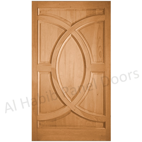 Solid wood doors doors al habib panel doors for Wooden door pattern