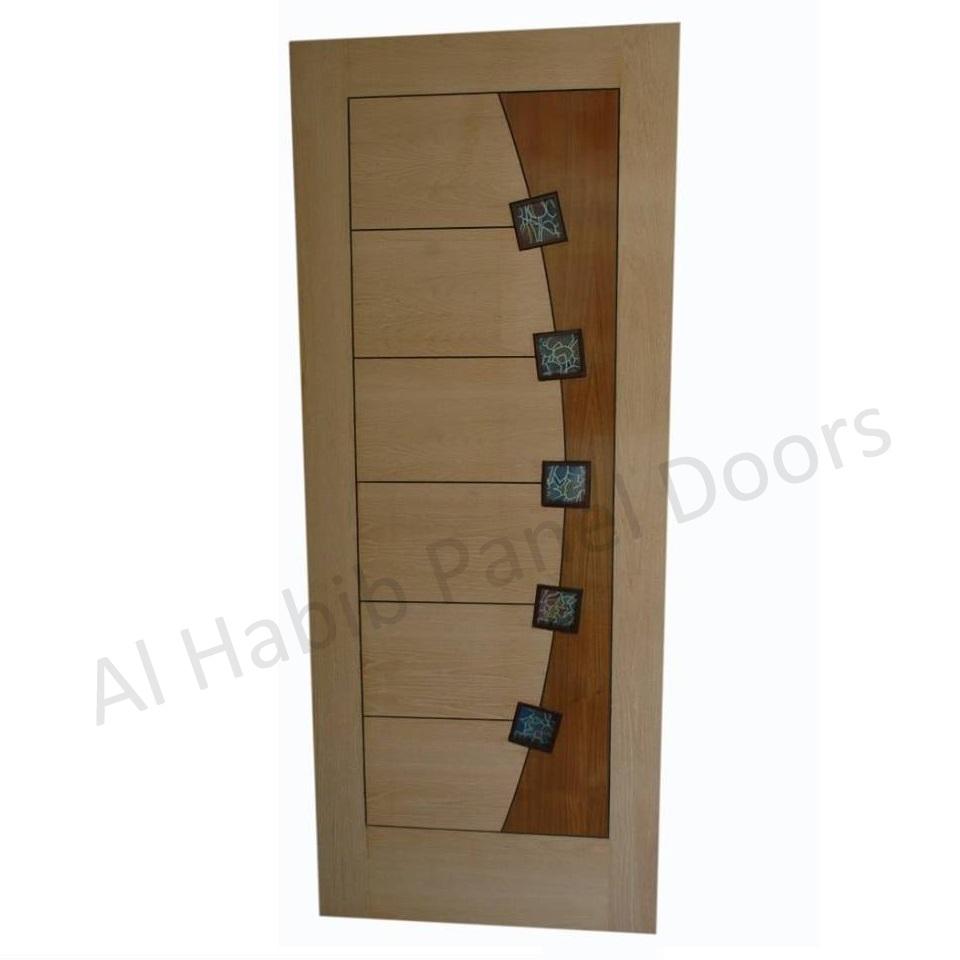 Ply Panel Doors : Diyar ply pasting door hpd doors al