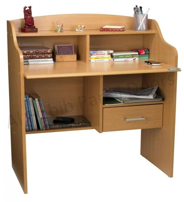 Drawer And Shelves For Storage Hpd396 Study Table Al