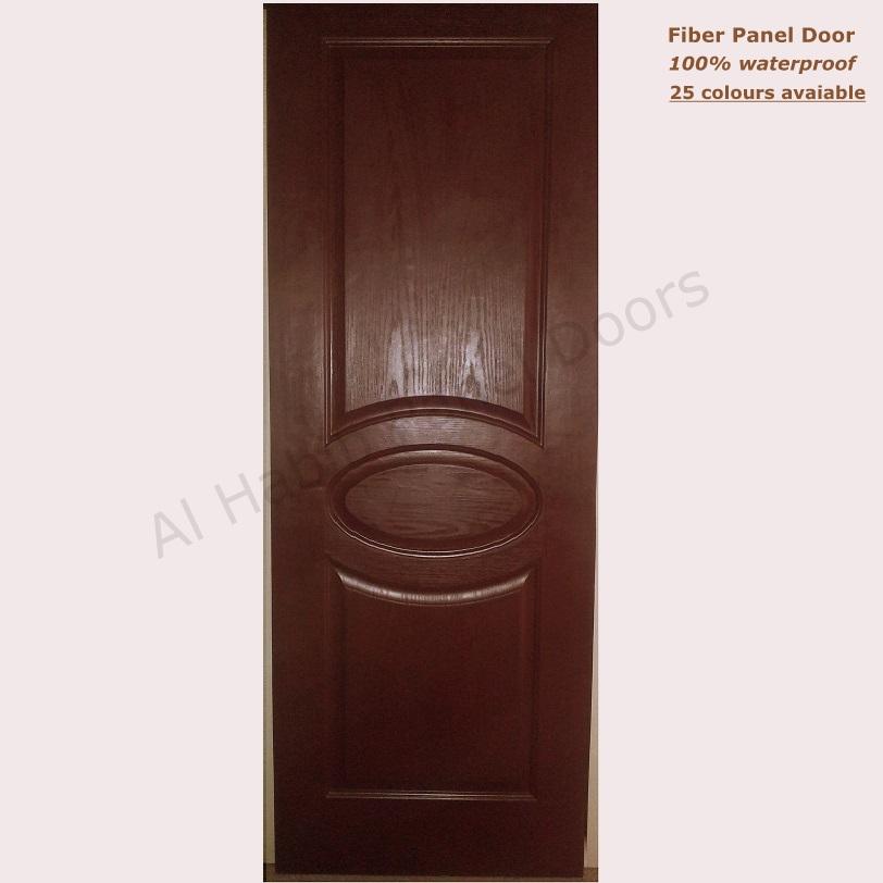 Fiber Bathroom Door Hpd409 Fiber Panel Doors Al Habib Panel Doors