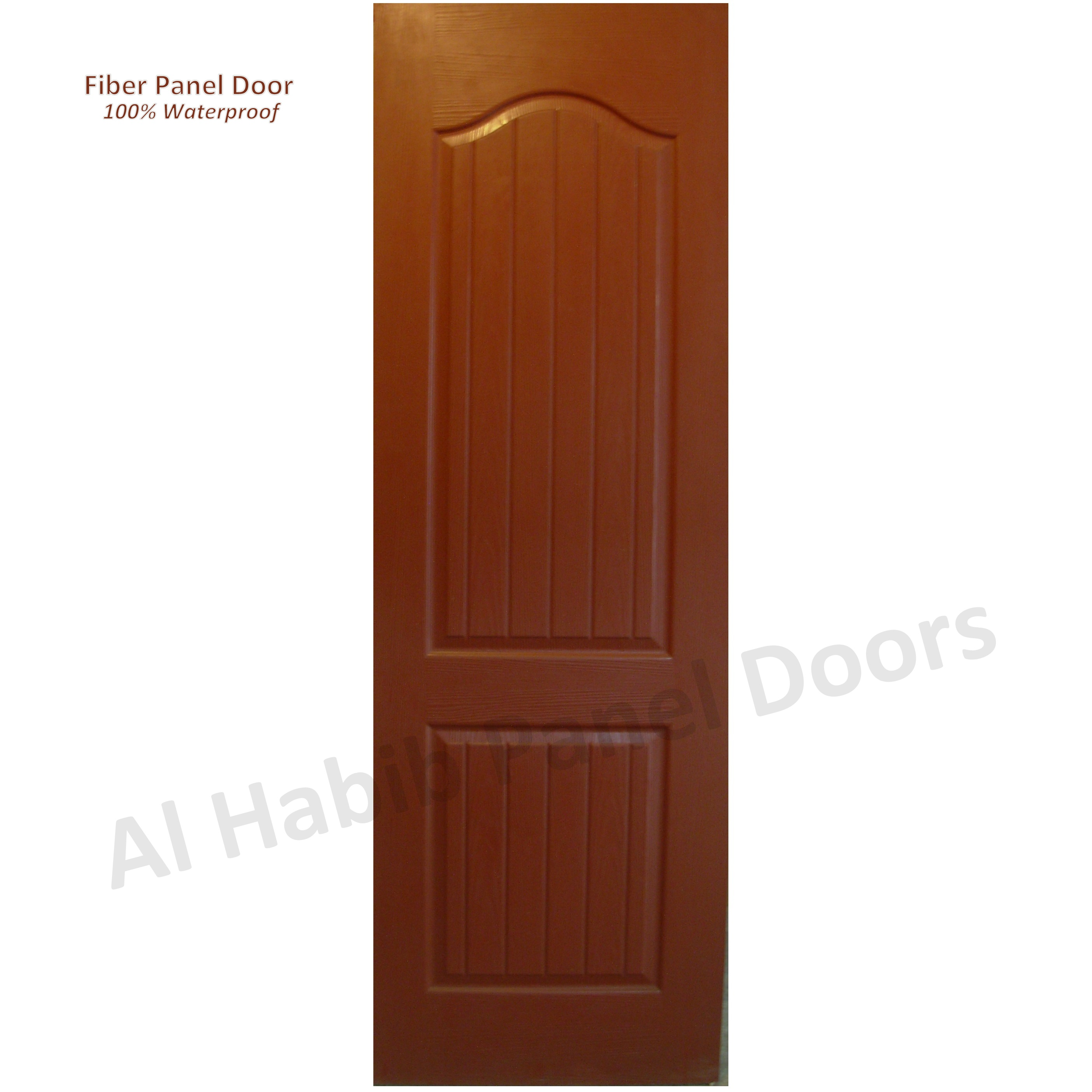 Fiber panel doors doors al habib panel doors for Entrance doors