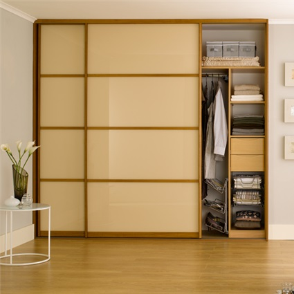Fitted Sliding Door Wardrobe Hpd439 Sliding Door Wardrobes Al