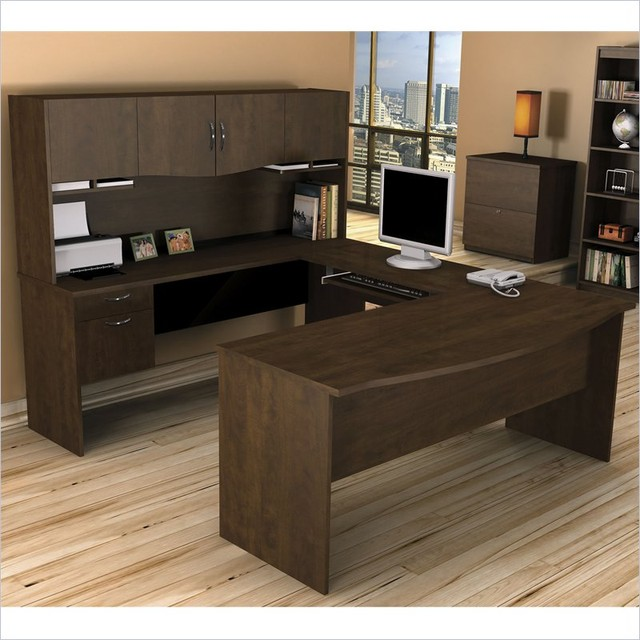Harmony U Shaped Computer Desk