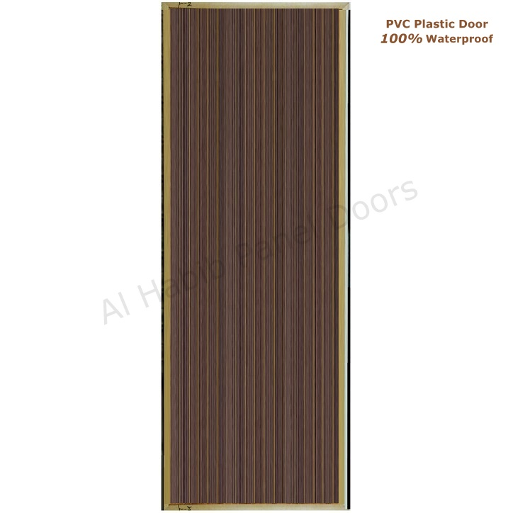 Imperial German Quality Plastic PVC Door F5