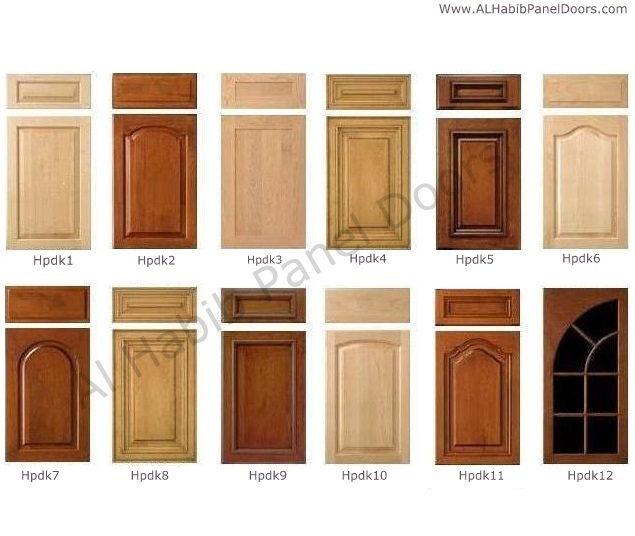 Ash wood kitchen cabinets hpd350 kitchen cabinets al for Kitchen cabinet doors