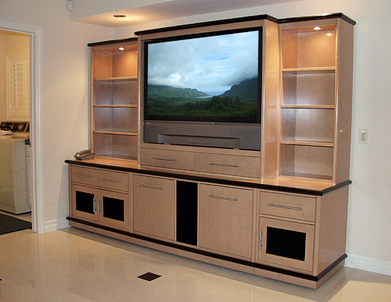 tv cabinet design - photo #21