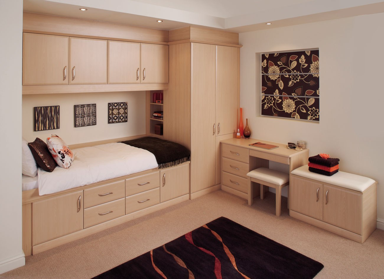Marvelous Fitted Bedroom Hpd313