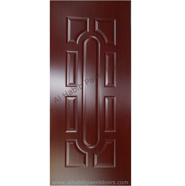Melamine Skin Door Capsule Design Hpd390 Panel Skin