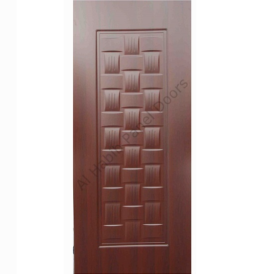 Melamine Skin Door Teak Colour Hpd388 Panel Doors