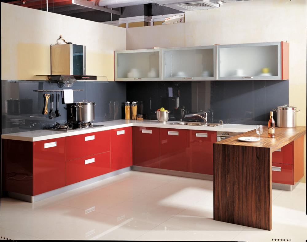 Etonnant Modern Kitchen Cabinets Design