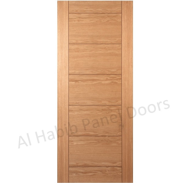 Oak Ply Pasting Door
