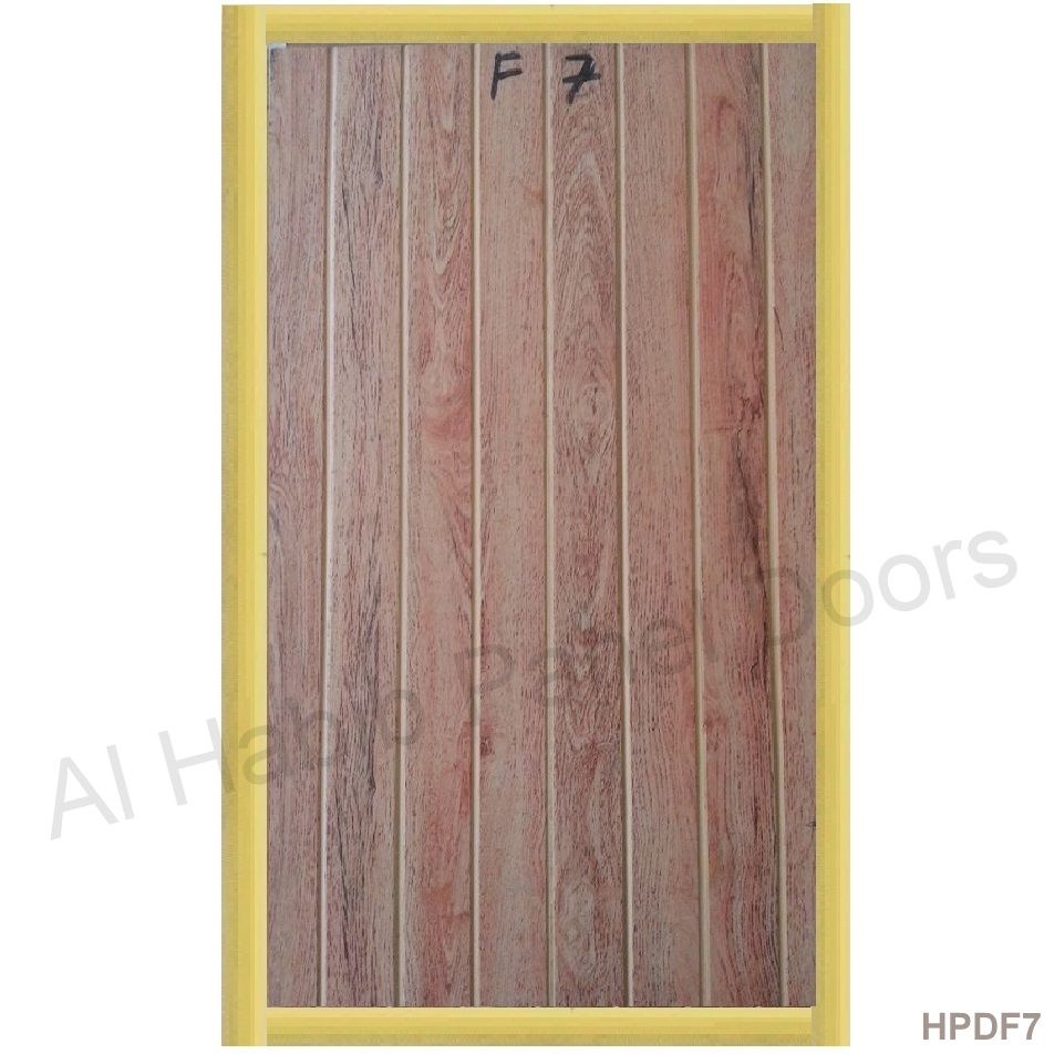 Plastic Laminated Door Color F7