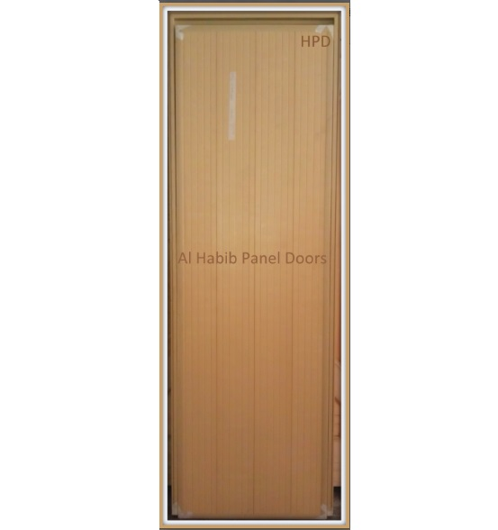 PVC Door With Frame Q1