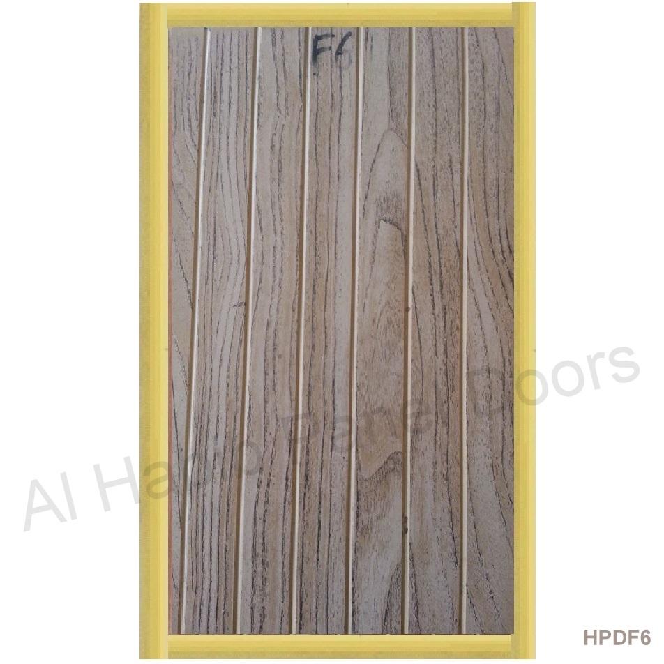 Dayar wooden front door hpd458 solid wood doors al habib panel - 6 Panel Solid Wood Door Hpd112 Solid Wood Doors Al Habib Panel Doors