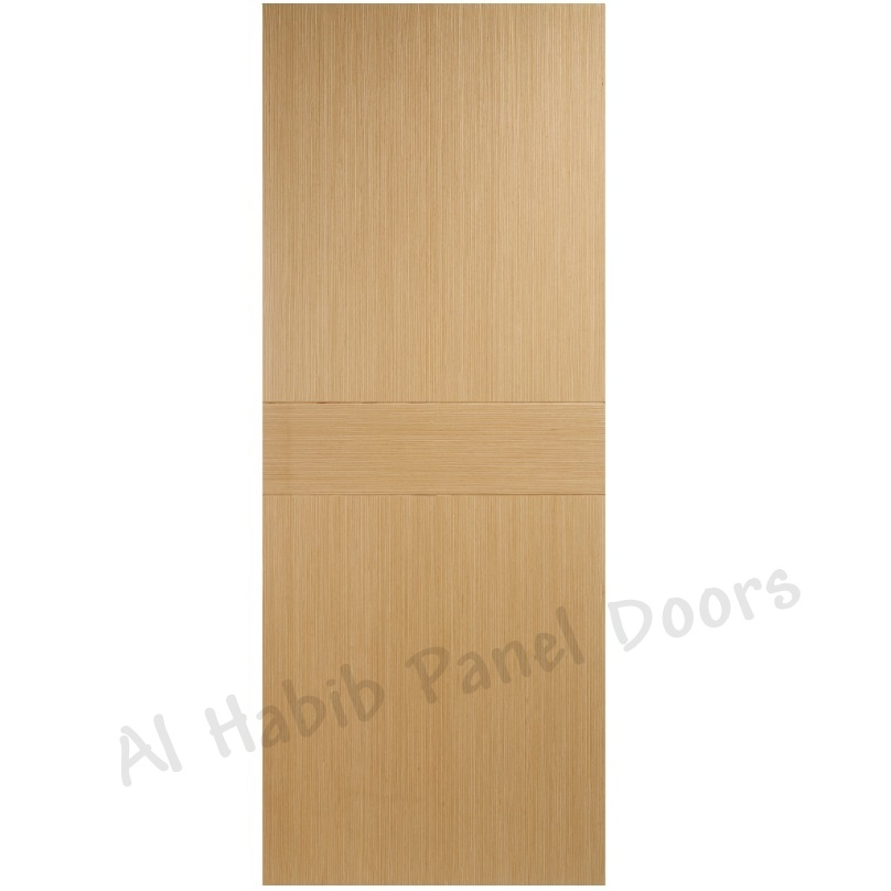 Red Oak New Ply Pasting Door
