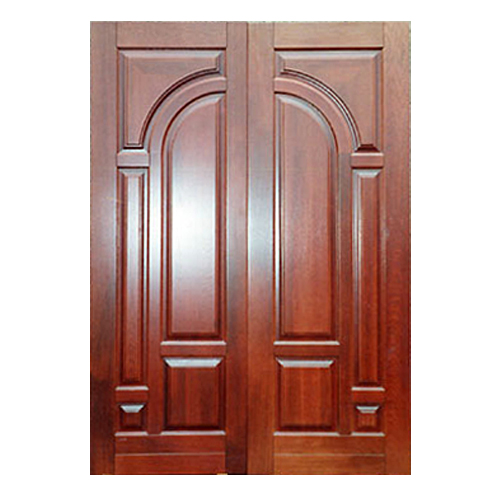 Solid Main Door Hpd328 - Main Doors - Al Habib Panel Doors