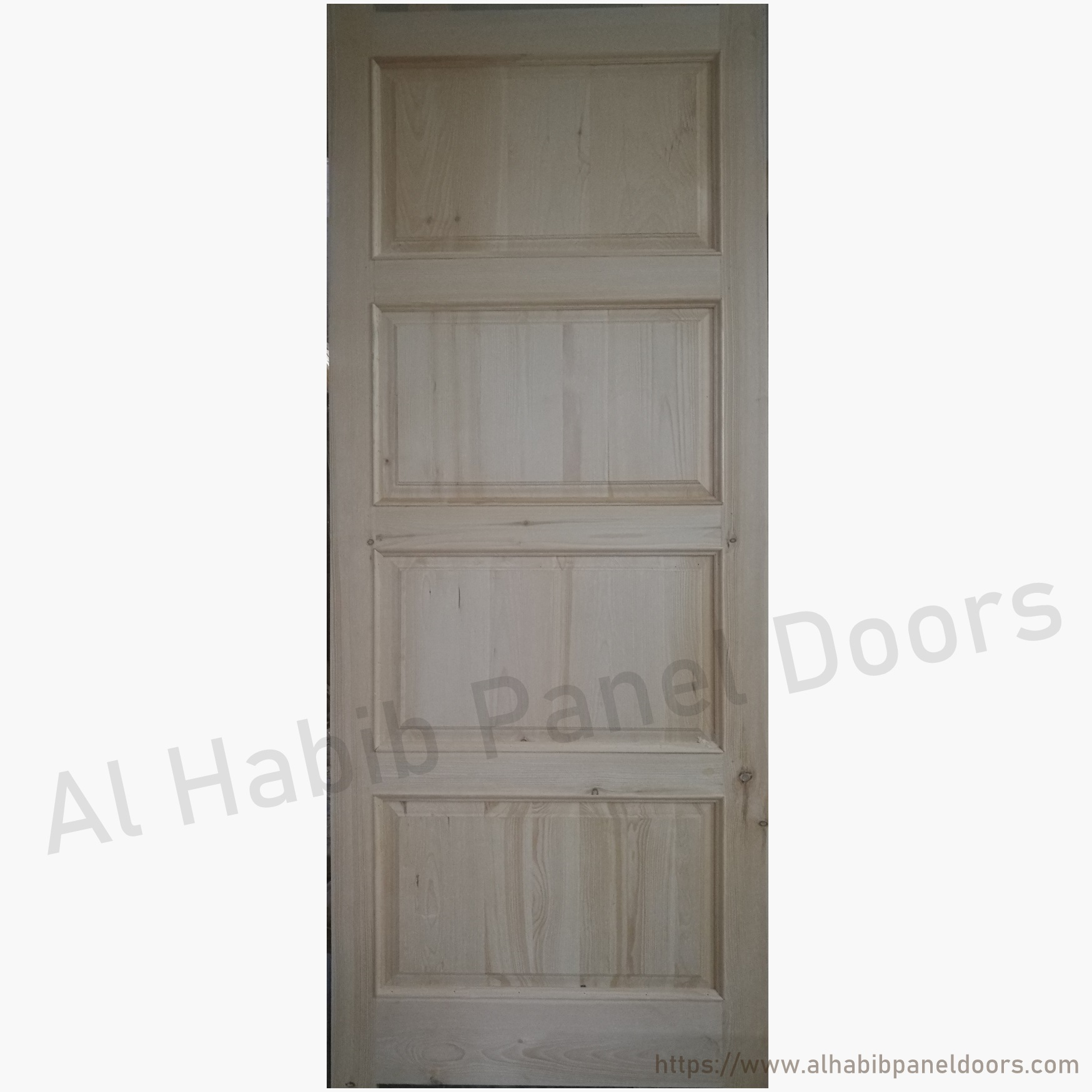 Solid Wood Door Hpd333 Solid Wood Doors Al Habib Panel