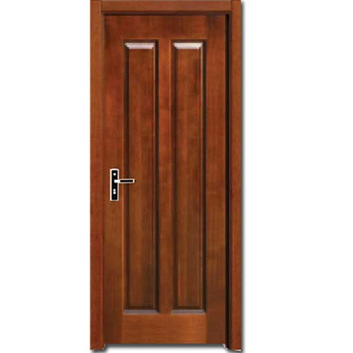 Wooden Panel Door Hpd424 Solid Wood Doors Al Habib