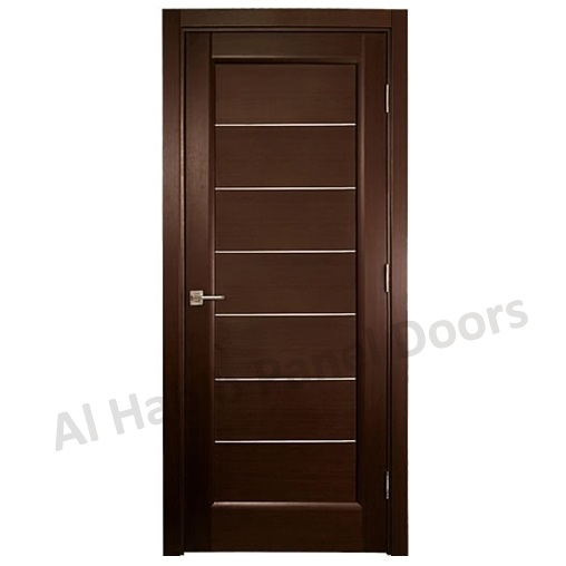 Solid Wood Stripes Door