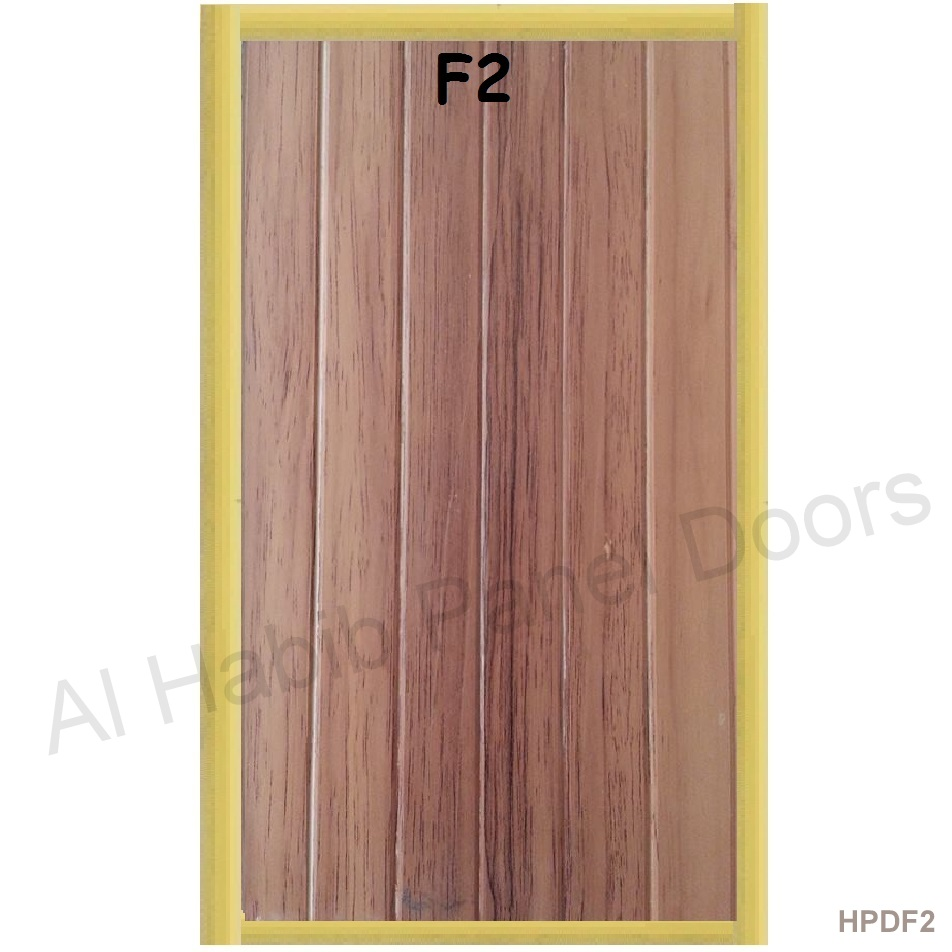 UPVC Plastic Door Color F2