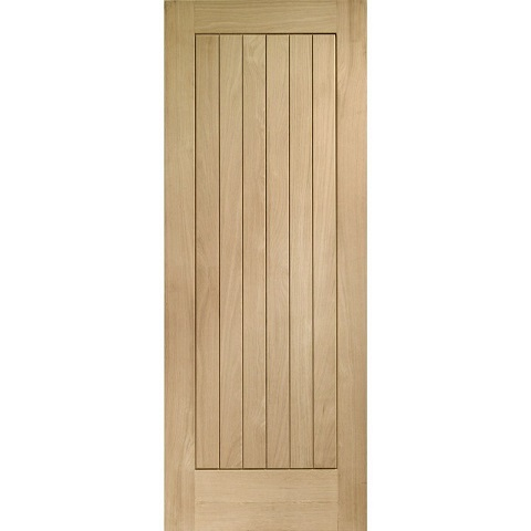 Vertical Stripes Door