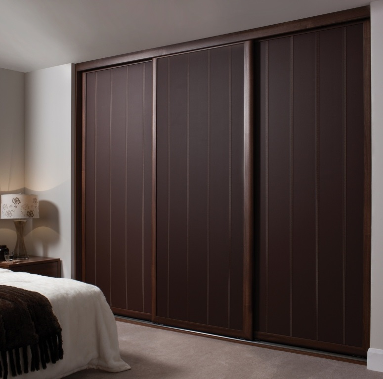 Wooden Sliding Wardrobe Hpd434 Door Wardrobes