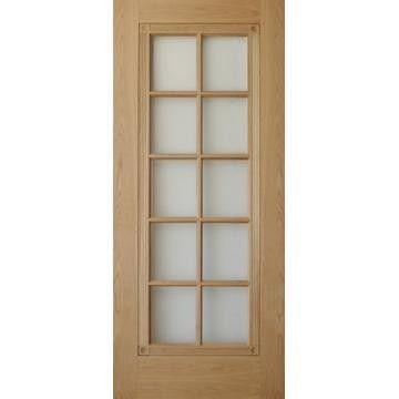 Ash wooden mesh double door hpd512 mesh panel doors al for Door design with net