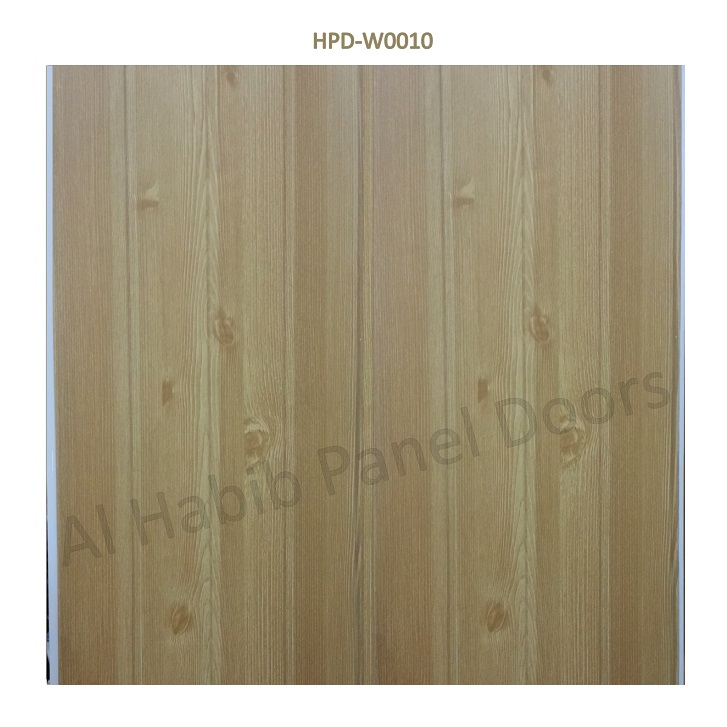 Wood Grain Texture Plastic Wall Paneling